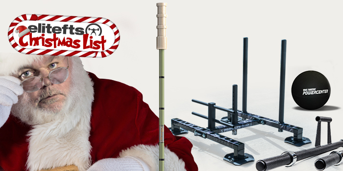 10 Christmas Gifts for the Bored Powerlifter