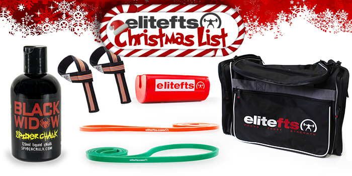 Top-5 Christmas Gifts for Powerlifters Trapped in a Corporate Gym