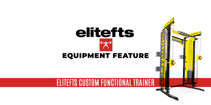 Equipment Feature — elitefts Custom Functional Trainer