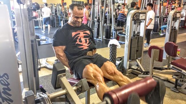 Leg Training