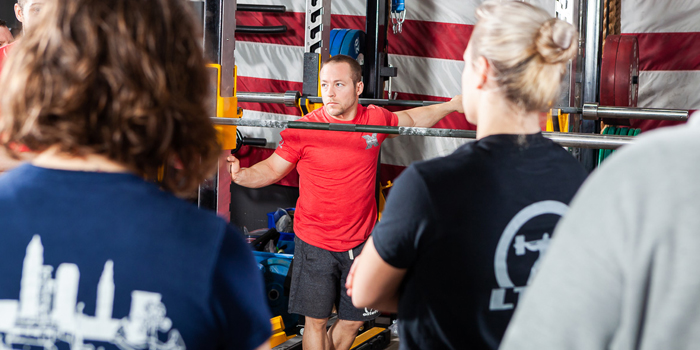 WATCH: How to Control the Squat Bar / Elite FTS