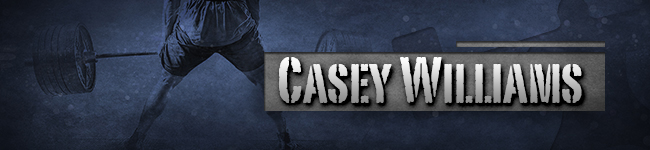 Casey Williams nyr