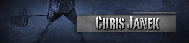 Chris Janek nyr