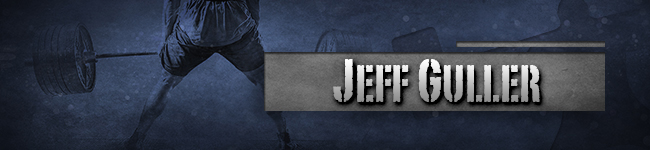 Jeff Guller nyr