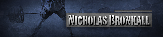 Nicholas Bronkall nyr