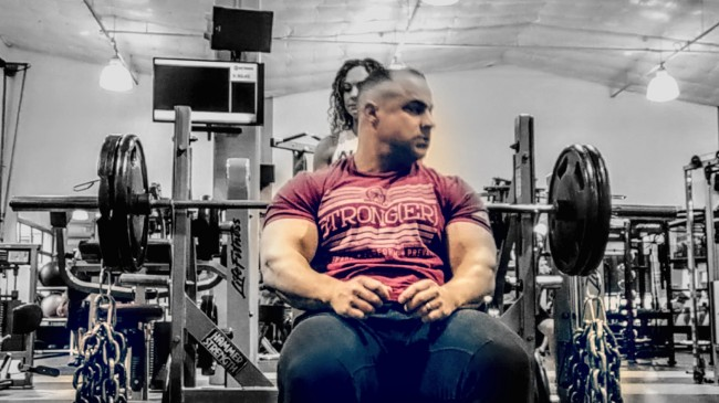 Chest, Shoulder & Triceps