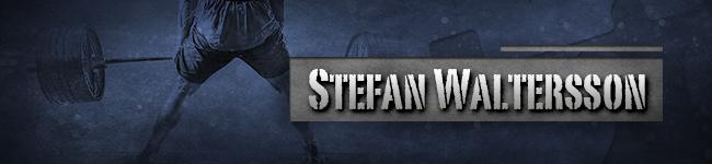 Stefan Waltersson nyr