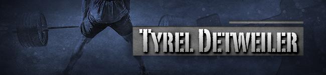 Tyrel Detweiler nyr