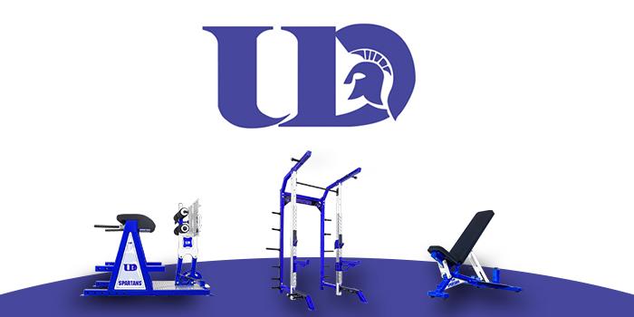 University of Dubuque's Veterans Memorial Training Center is Custom Built