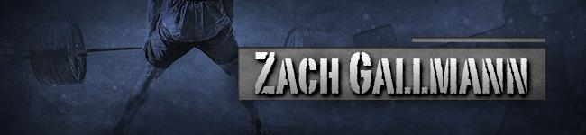 Zach Gallmann nyr