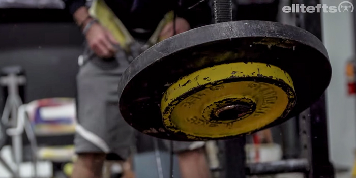 WATCH: How to Make Your Own Belt Squat