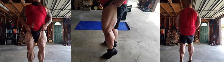 poopers legs