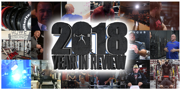 WATCH: 2018 in Review