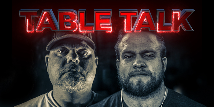 WATCH: Table Talk — Dave Tate and Joe Sullivan on Working Full-Time and Coaching