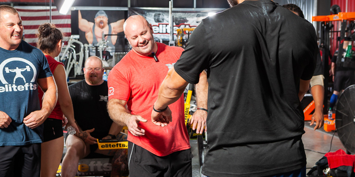 Learn to Train X: Drop Your Nuts to the Bar Deadlift Set-Up with Ted Toalston