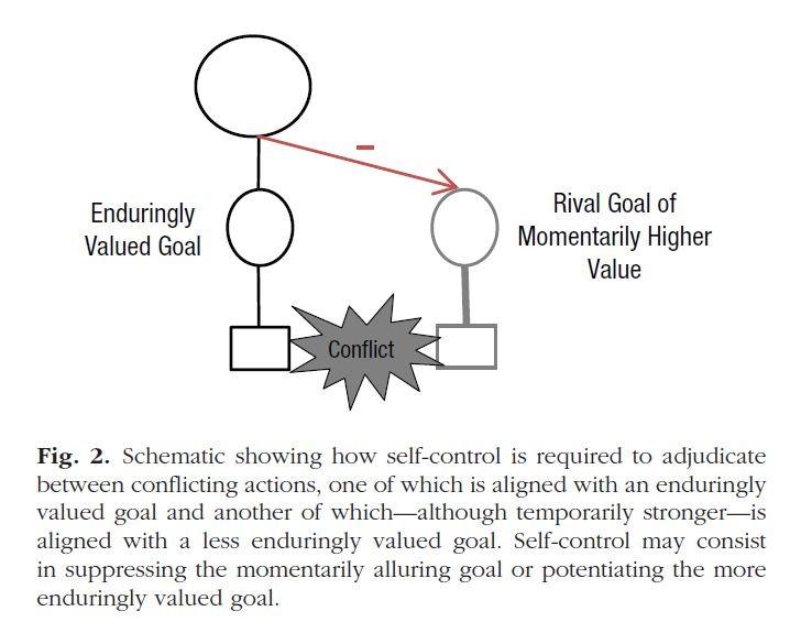 conflicting goals