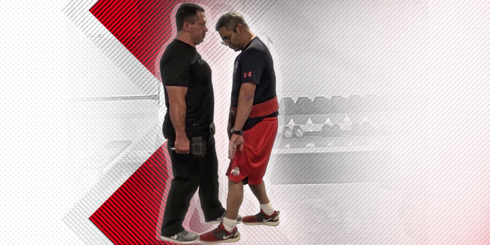 The Staggered Leg Deadlift with Dr. Eric Serrano