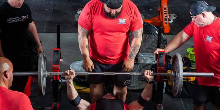 How I Trained for a 600-Pound Bench