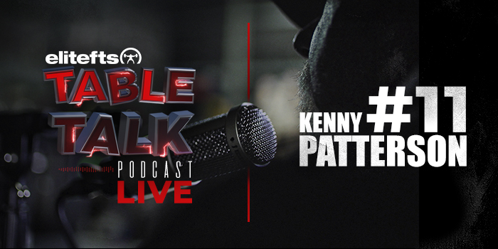 LISTEN: Table Talk Podcast #11 with Kenny Patterson