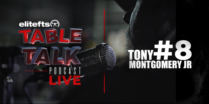 LISTEN: Table Talk Podcast #8 with Tony Montgomery