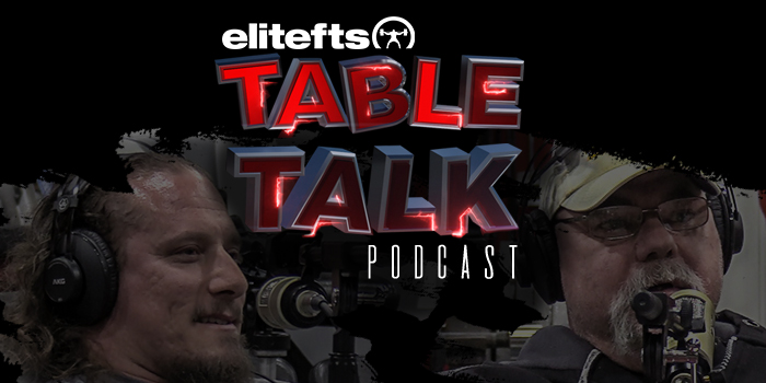 LISTEN: Table Talk Podcast Clip — Why Do You Focus on Compound Lifts Over Isolation Lifts?