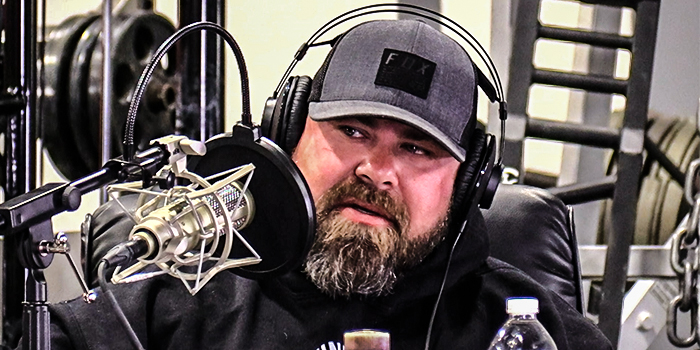 LISTEN: Table Talk Podcast Clip — Jim Wendler's 5 Core Values for Training