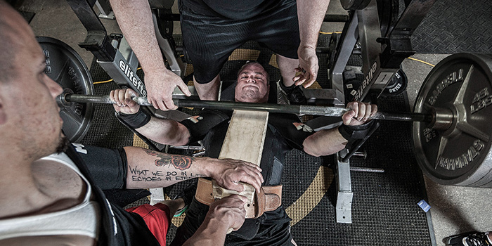 The Evidence Supporting Partial Rep Training for the Squat, Bench, and Deadlift
