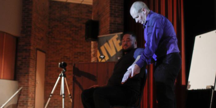 WATCH: SSTSS Presenter Dr. Kinakin on Weightlifting Injuries in Athletes