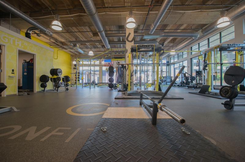 Union Fitness Strength Lab