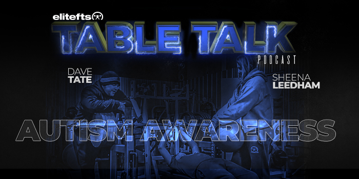 Supplemental Material for Table Talk Podcast on Autism