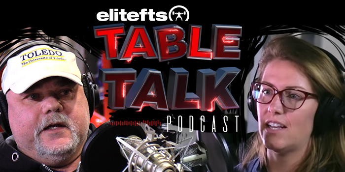 LISTEN: Table Talk Podcast Clip — The Programming Process Behind the Workout