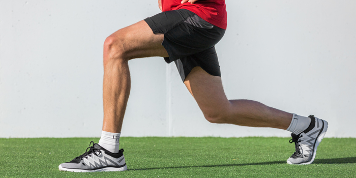 An Easy Lunge Regression