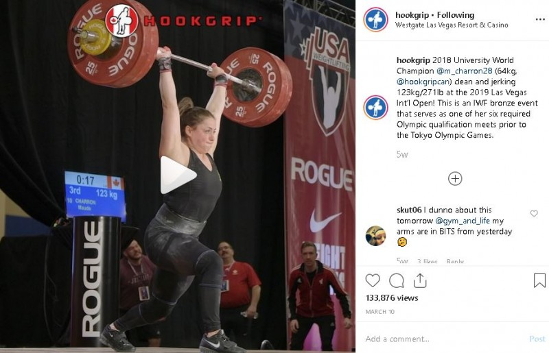 weightlifting carron