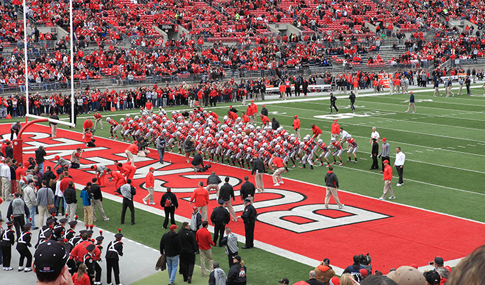 Report: Ohio State Team Doctor Sexually Abused 177 Students