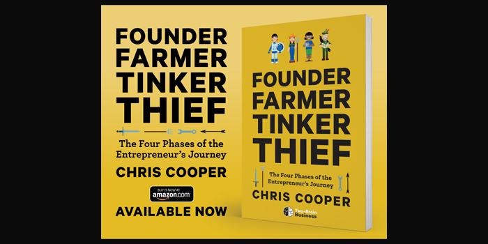 What Phase Is Your Business In? Find Out in Chris Cooper's New Book