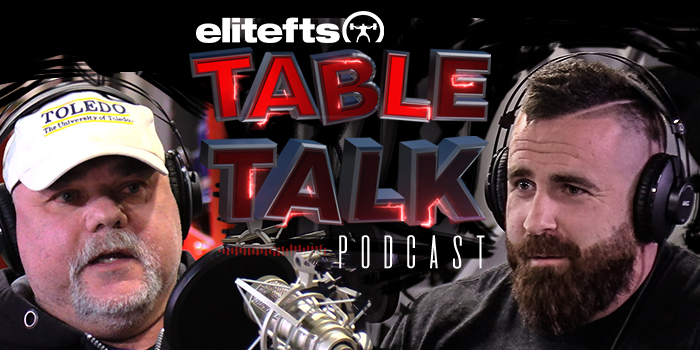 LISTEN: Table Talk Podcast Clip — How the Hypertrophy Coach Met Dave