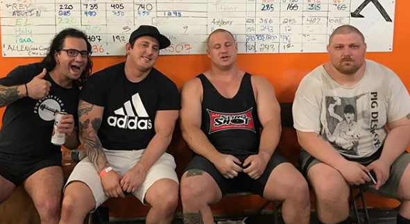 Orlando Barbell's Meet Results at the RPS Central Florida Showdown at CTX