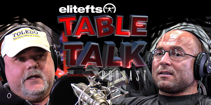 LISTEN: Table Talk Podcast Clip — Training for the US Marines