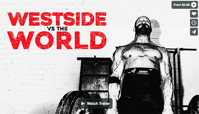 Westside vs The World Now Available on Vimeo