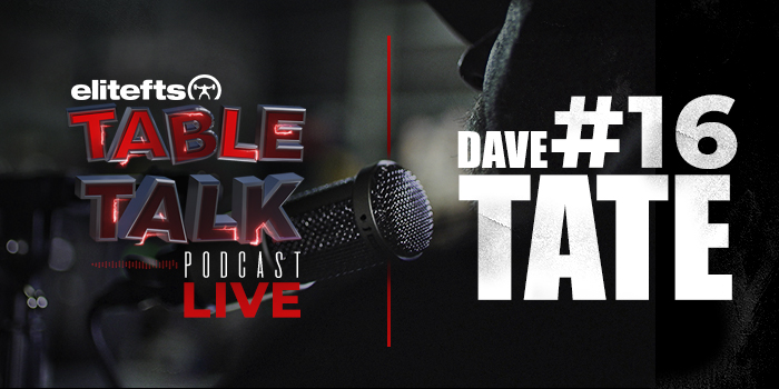 LISTEN: Table Talk Podcast #16 with Dave Tate