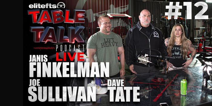 LISTEN: Table Talk Podcast Clip — Trying to Bulk to 400 Pounds?