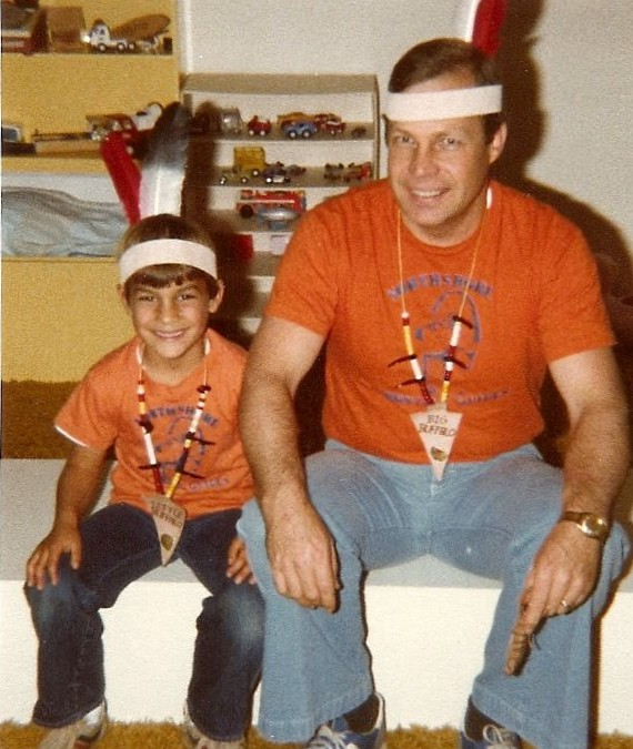Mark & Dad