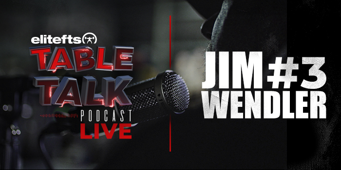 LISTEN: Table Talk Podcast #3 with Jim Wendler