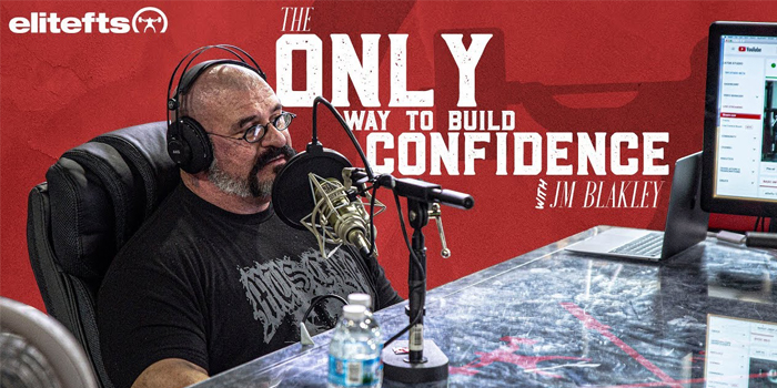 LISTEN: Table Talk Podcast Clip — The ONLY Way to Build Confidence