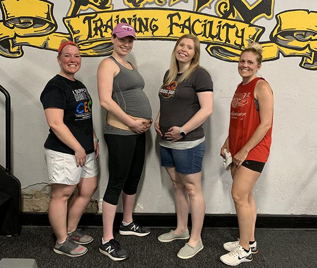 tanks training pregnant  copy