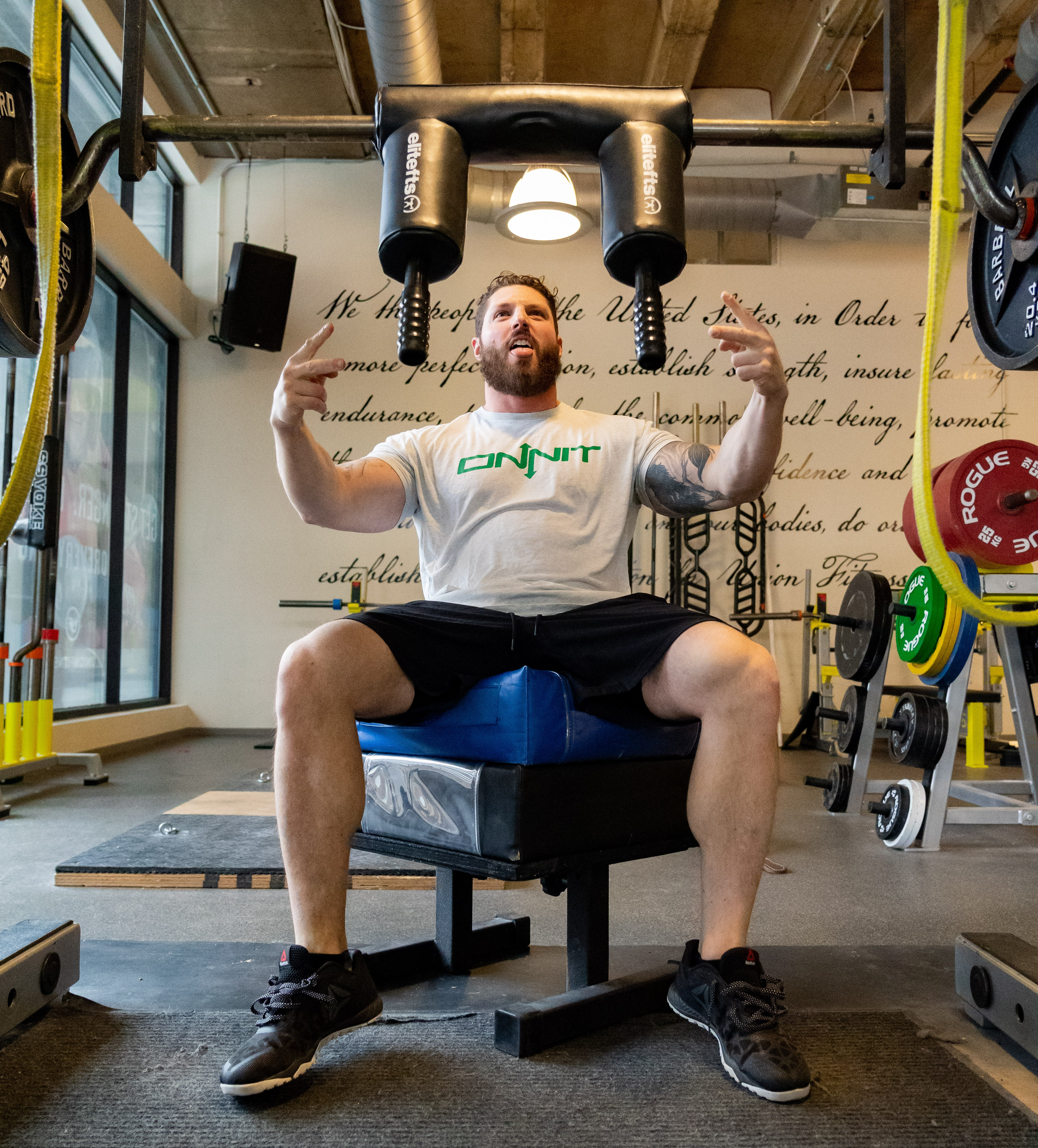 A Hands Free Squat Variation That Might Make You Better