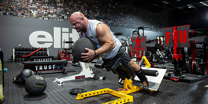 The elitefts Scholastic Back Raise: 8 Exercises You Aren't Doing