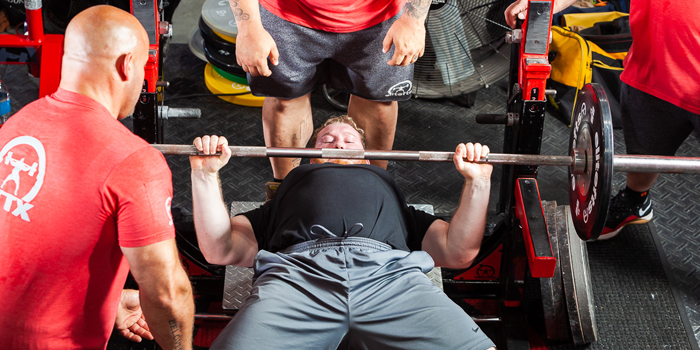 Add 10 Pounds to Your Bench With This 15-Week Conjugate Cycle