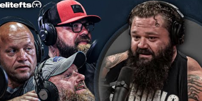 LISTEN: Table Talk Podcast Clip — Wendler, Rhodes, and Dizenzo Respond to Robert Oberst's Criticism of the Deadlift