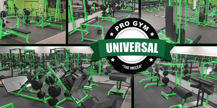 Universal Pro Gym: Full Service With a Personal Touch